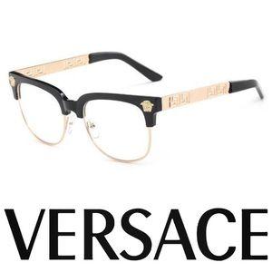 Versace Medusa Clear Lens